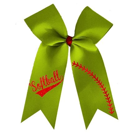 Diy Cheer Bow Long Tail Softball Cheer Bow Template Mat  Bows