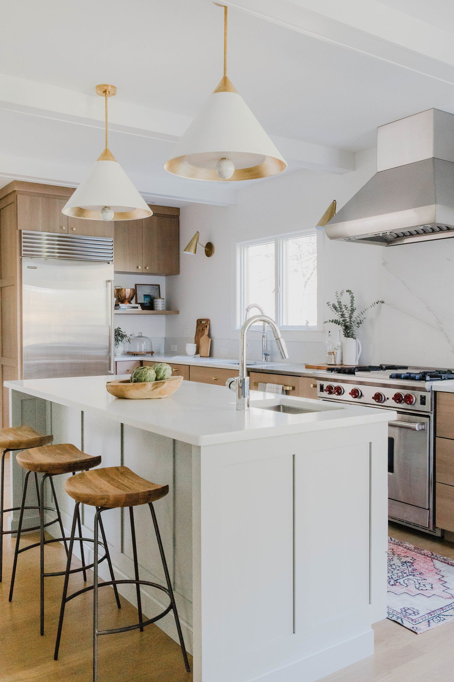 before + after: woodpond road kitchen