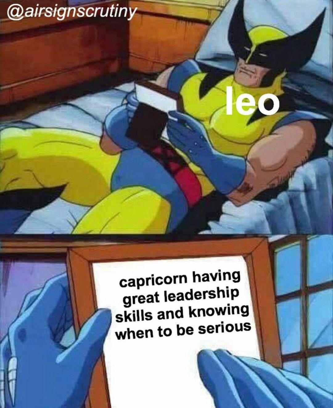 Leo Capricorn Blank Memes Create Memes Meme Template