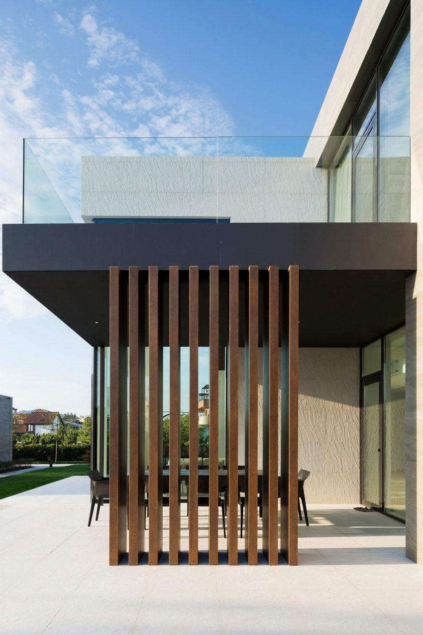 Alexandra Buchanan Architecture Designs a Spacious Contemporary Home ...