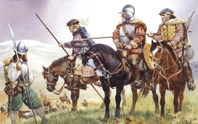 Spanish Soldiers