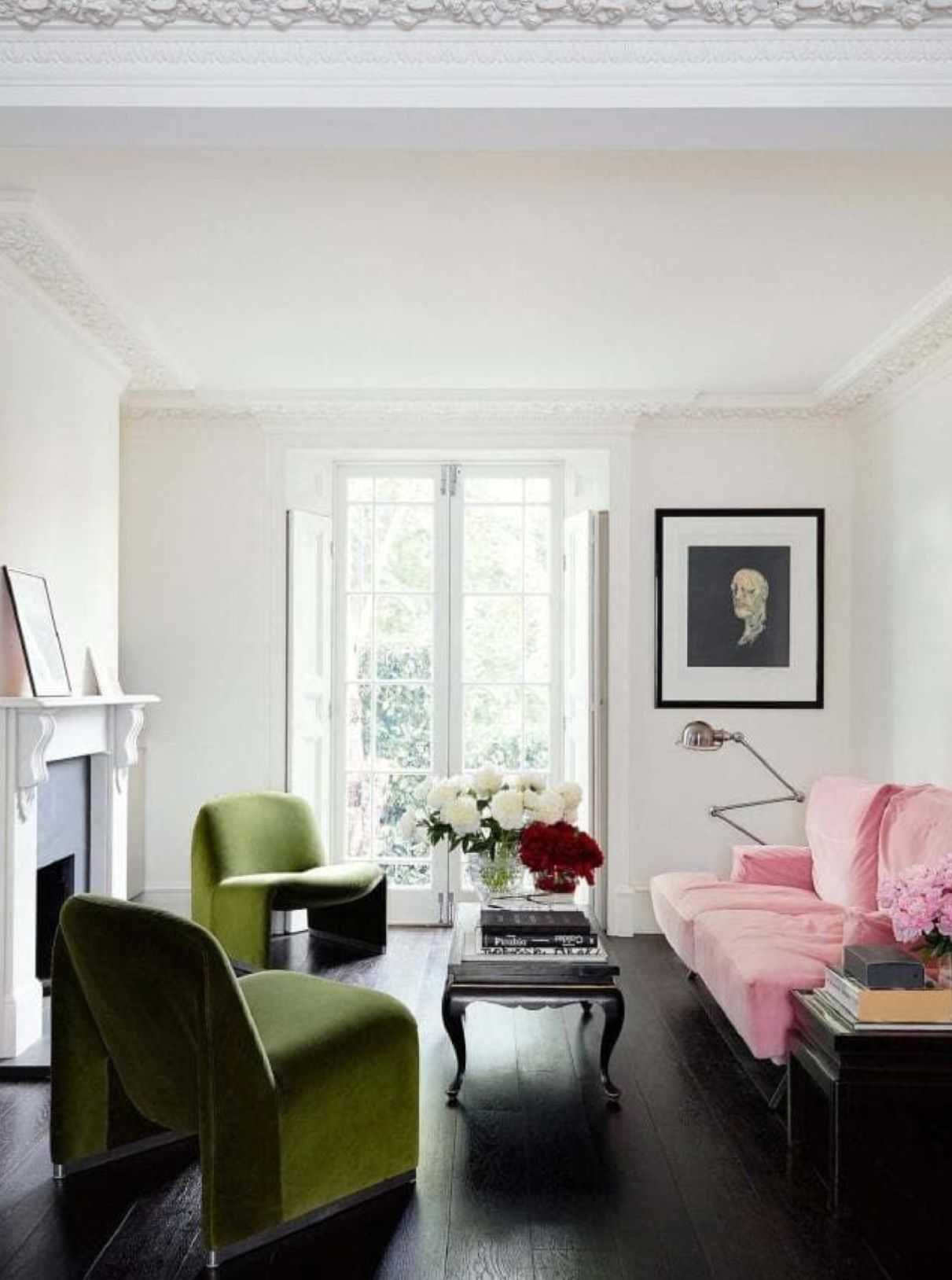 Learn How To Add Colour Into Your Home Without Being