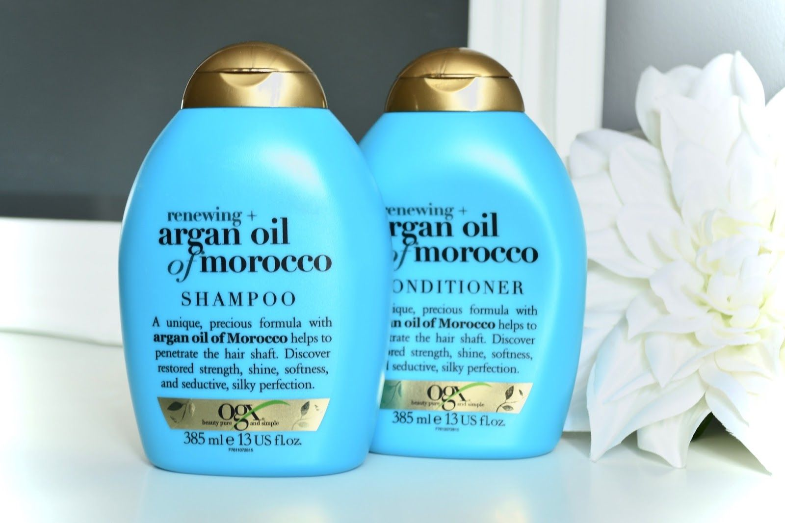 argan oil of morocco review