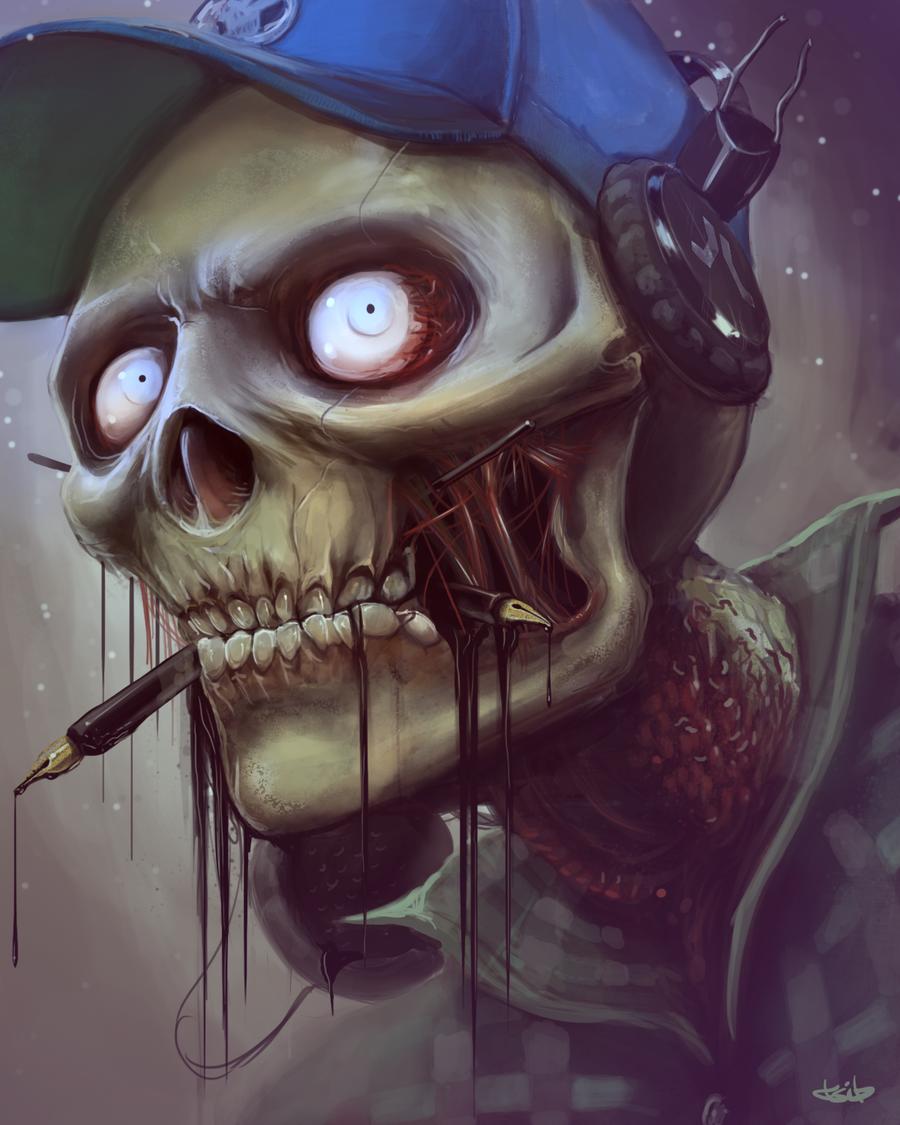 Картинки для вк с зомби