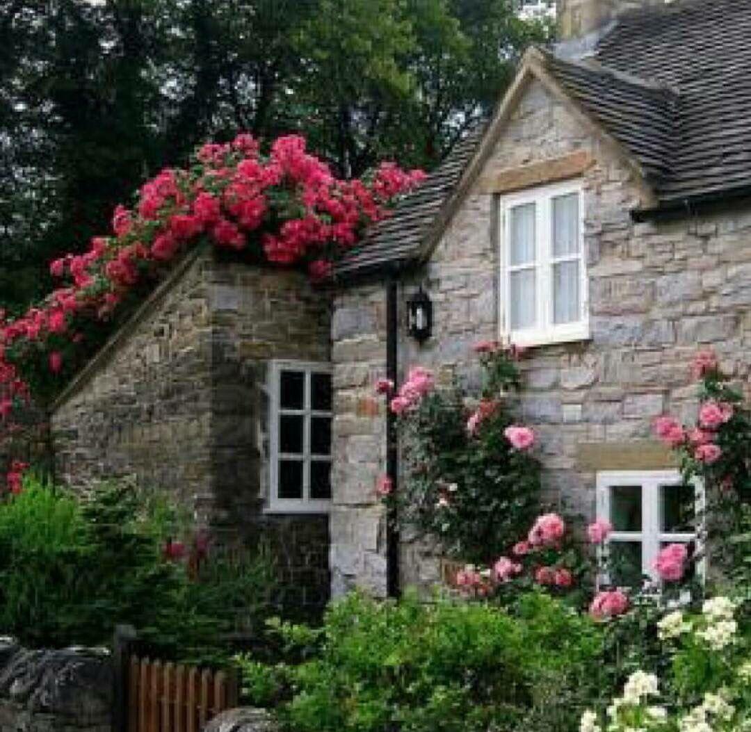 Cottage Inspiration, Stone Cottages, English