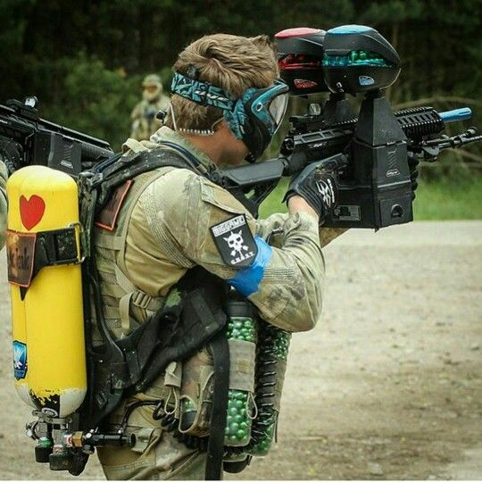 Cpx Sports Paintball Paintball Marker Paintball Gear