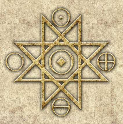 Slavic Protection Symbol 8 Pointed Star The Feminine Mid The