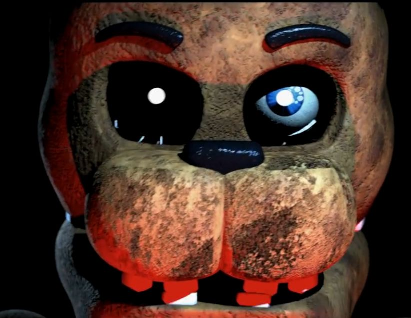 Withered Freddy | Painting/drawing | Five nights at freddy's, Five