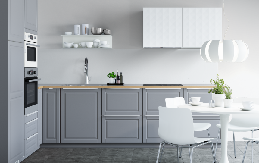 Rødt køkken - Moderne eksklusive køkkener fra IKEA | kitchen ...