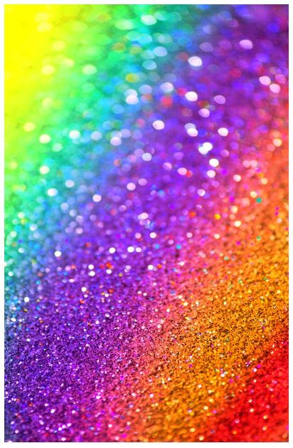 Rainbow Glitter Glitter Phone Wallpaper Sparkle Wallpaper