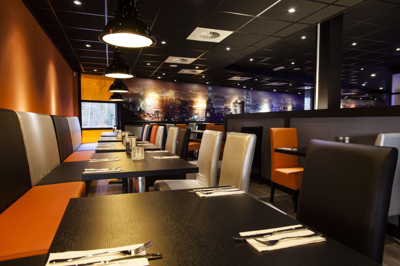 Wereldrestaurant Breed te Leek ingericht door Kortekaas Interieurs ...
