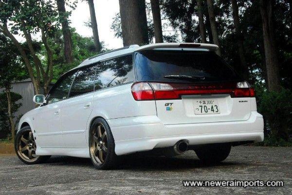 Image Result For Subaru Legacy Bh5