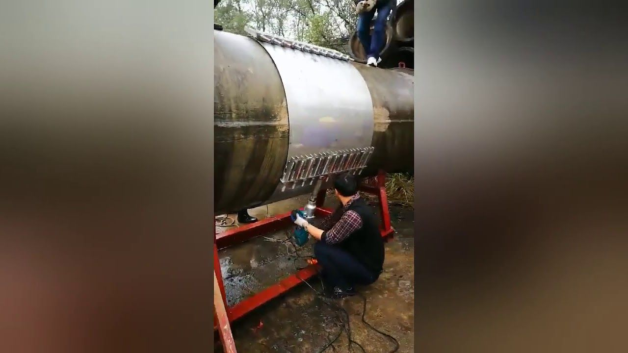 Easiest Way To Fix A Leaking Galvanized Water Line Chmm