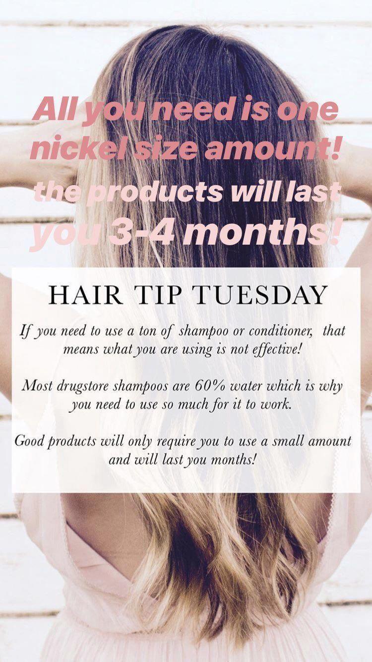 Hair Tip in 2020 Hair hacks, Monat hair, Hair loss