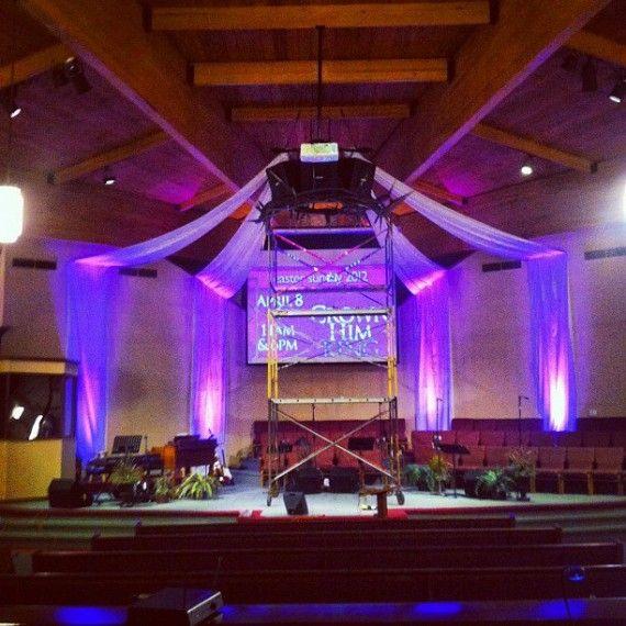 A Crowning Achievement   Church Stage Design Ideas   decoración ...