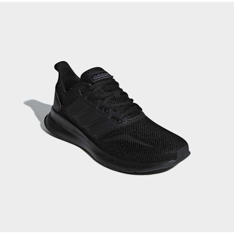 zapatilla mujer negro adidas