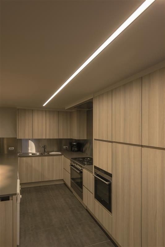 2U recessed kitchen lighting by TAL (With images) | Kitchen
