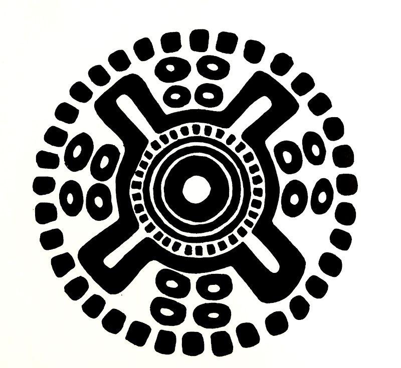 Resultado De Imagen Para Mapuche Simbolos Escudo Azteca Disenos De Unas Escudo
