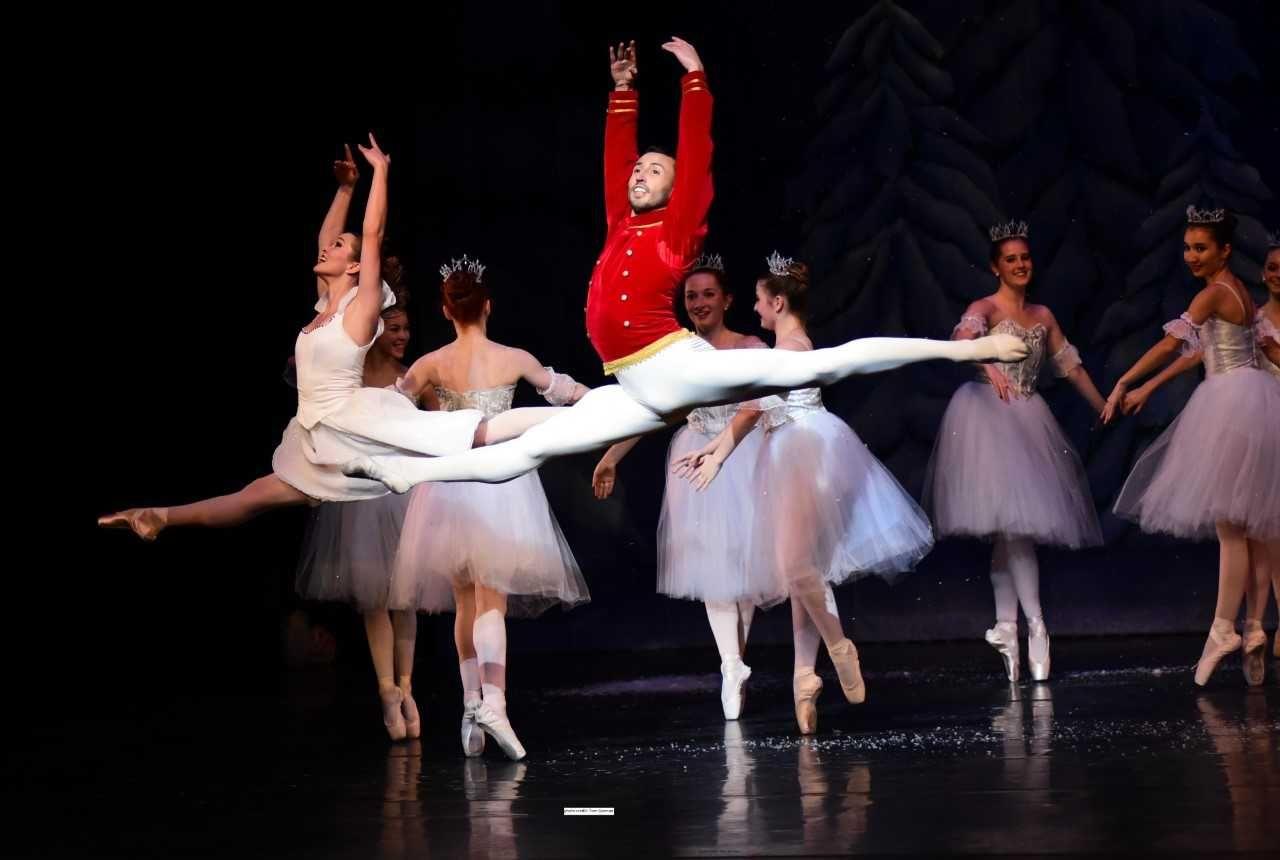 Ballet Virginia International Presents The Nutcracker At The Sandler Center December 15 17 Performance Art Performance Virginia