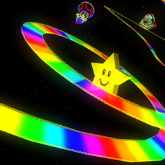 Rainbow Road N64 With Images Rainbow Road Mario Kart Rainbow Road Best Funny Pictures