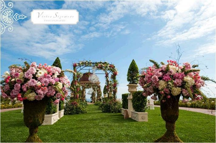 Top Wedding Venue Perfect For An Outdoor Affair Pelican Hill