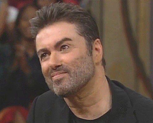 George Michael....love this man's music