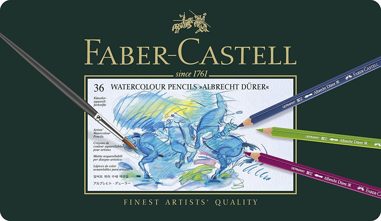 Staedtler ergosoft aquarell Buntstifte Set mit 36 brillanten Farben 156M36
