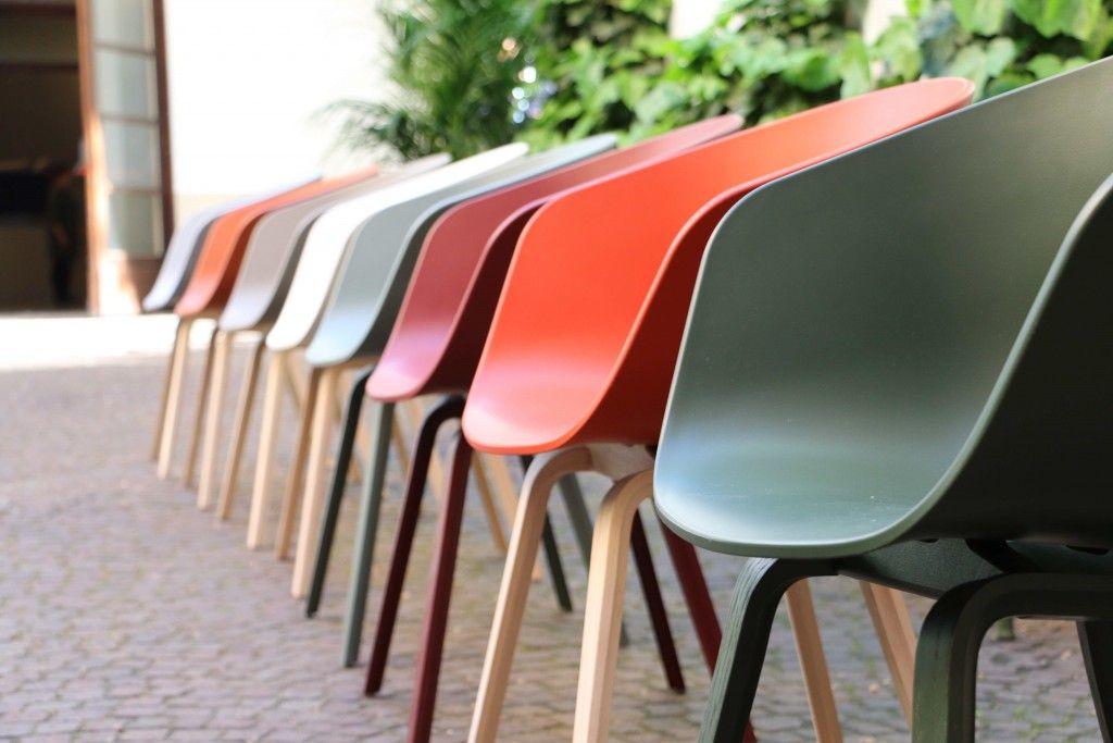 AAC 22 von HAY About A Chair in neuen Farben by Design