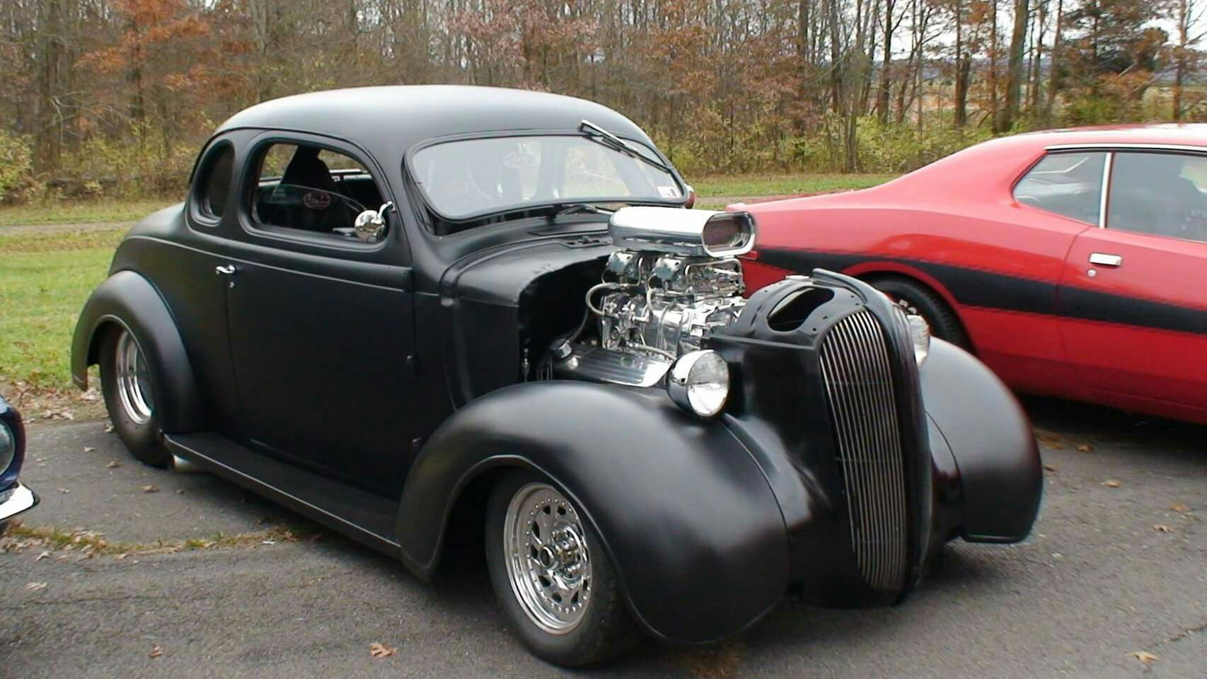 Drag cars, Antique cars, Old school