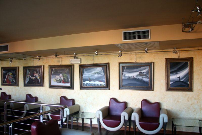 Umberto Verdirosi in mostra ad Art&Hotel Aeroporto - Stezzano (BG) fino al 30 marzo 2014. #umbertoverdirosi #arthotelaeroporto #bergamo #hotelbergamo #bergamoturismo #mostrebergamo