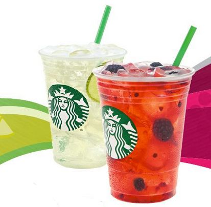 Free Voucher For Starbucks Refresher At Amazon Local Shiny Yummy