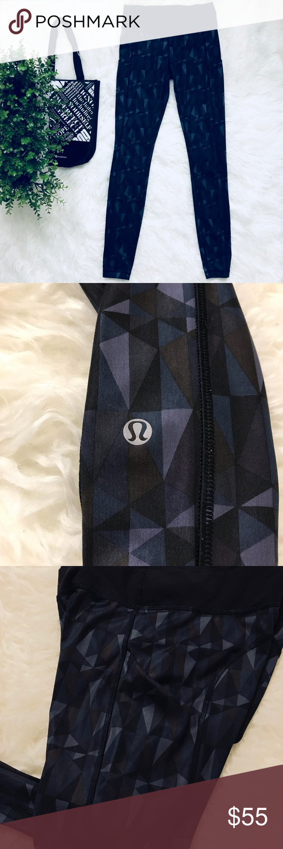 Lululemon Speed Tight II Stained Glass 4 *Luxtreme print: stained glass love nightfall/black   these lulu leggings are so stinkin' cute! they are full length and in great condition. they have own been worn once. the colors may vary slightly due to the lighting. As usual, don't hesitate to ask questions, i'm happy to answer. lululemon athletica Pants Leggings