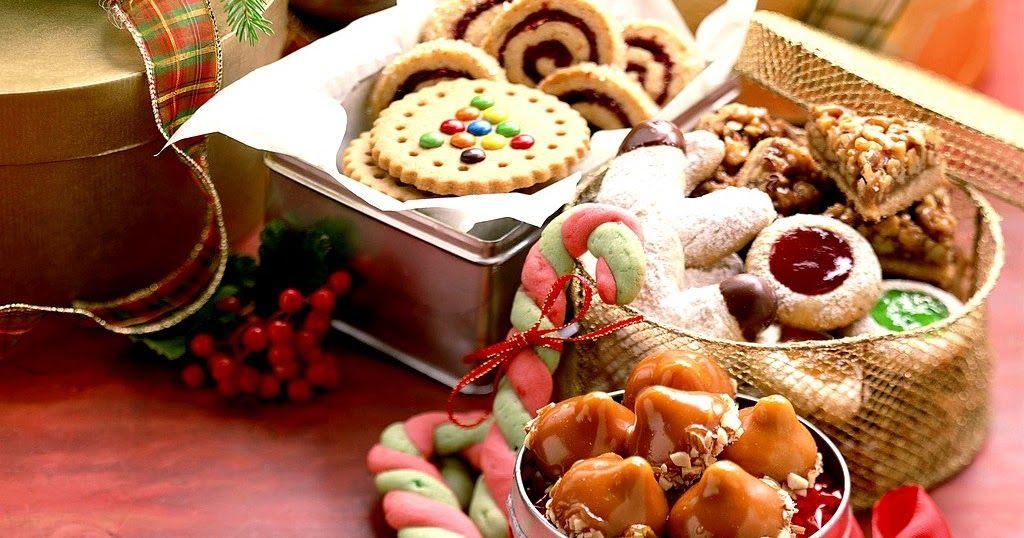 Dolci Natalizi Da Regalare.Ricette Di Dolci E Torte Biscotti Natalizi Da Regalare
