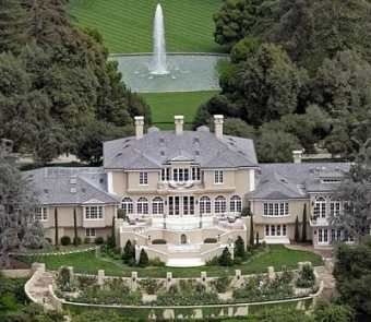 Montecito california home of oprah winfrey e x t e r i o r s pinterest - Residence de luxe montecito santa barbara ...