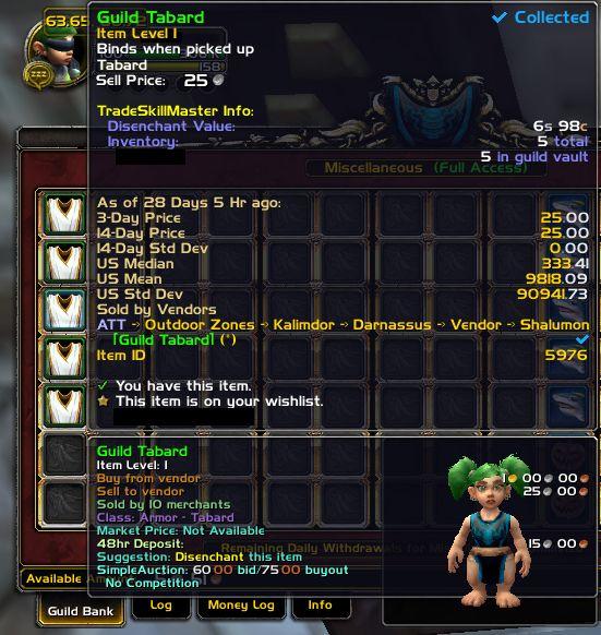 Wow Guild Tabard Icons Wwwgenialfotocom