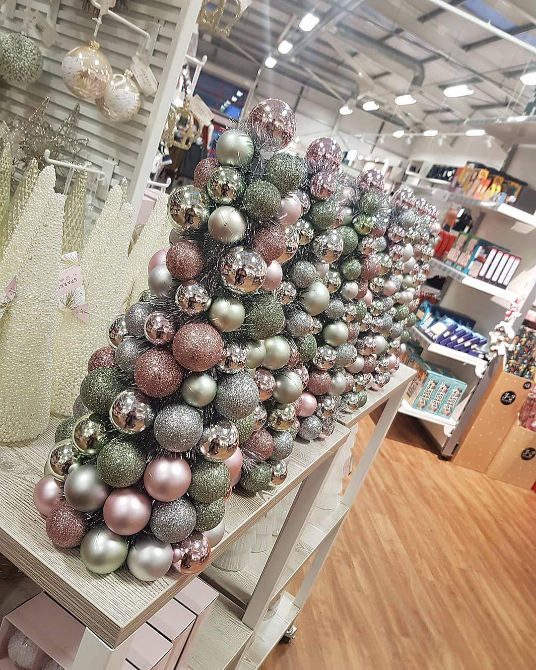All This Christmas Stuff In Matalan Is Making Me Cray Cray Shopmatalan Christmasd Christmas Wreaths Holiday Decor Christmas Decorations