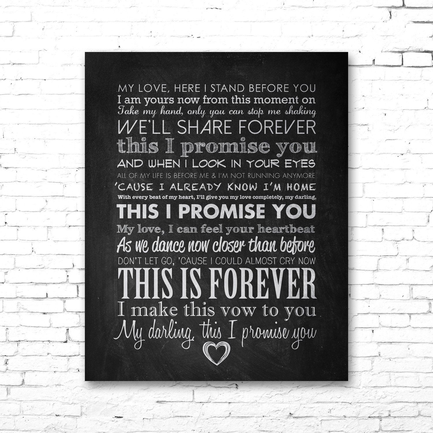 Übersetzung *NSYNC - This I Promise You Songtext, …