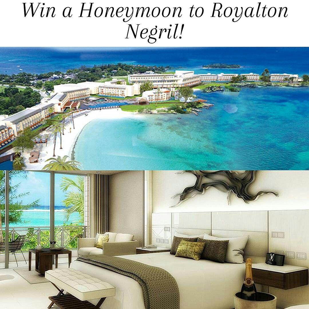 Win A Honeymoon To Royalton Negril!