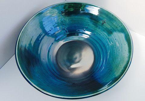 Paua Ocean Fruit Bowl