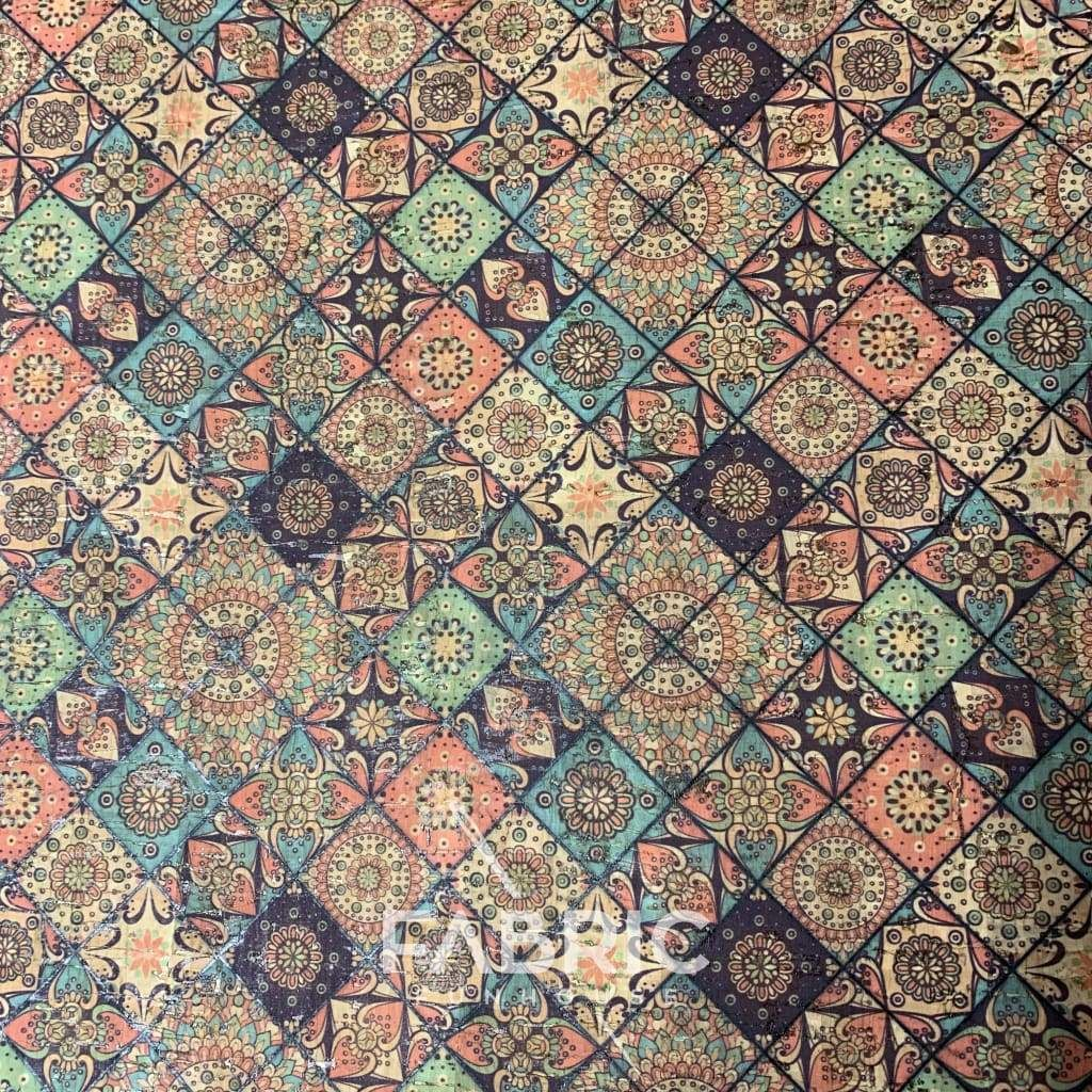 Cork Fabric Moroccan Tiles Moroccan Tiles Moroccan Decor Living Room Cork Fabric