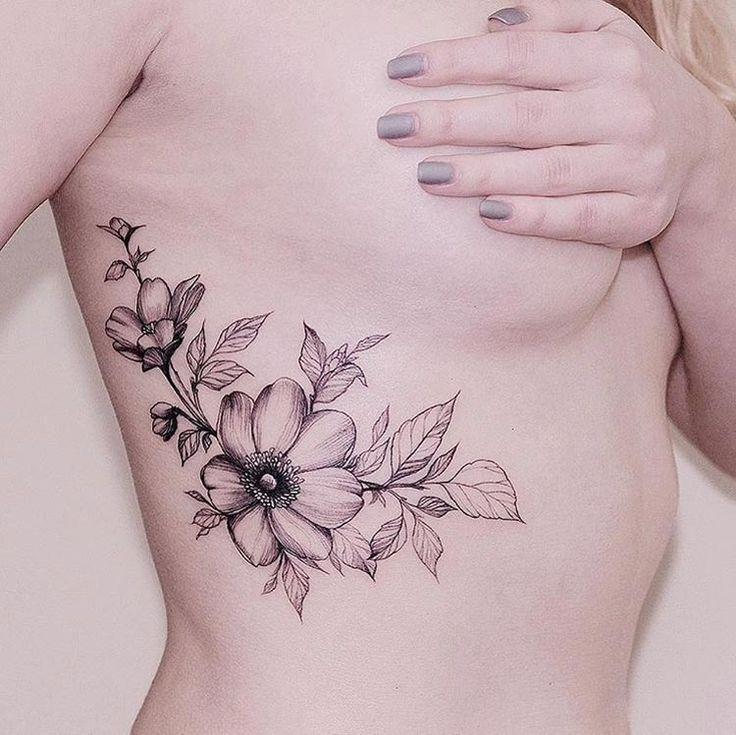 r sultat de recherche d 39 images pour dessin tatouage fleur. Black Bedroom Furniture Sets. Home Design Ideas