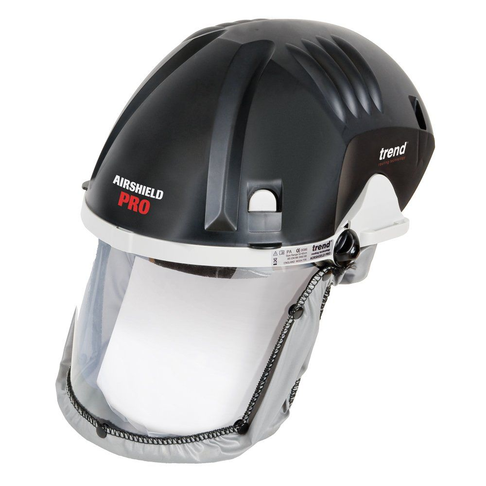 TREND AIR/PRO Airshield and Faceshield Dust Protector