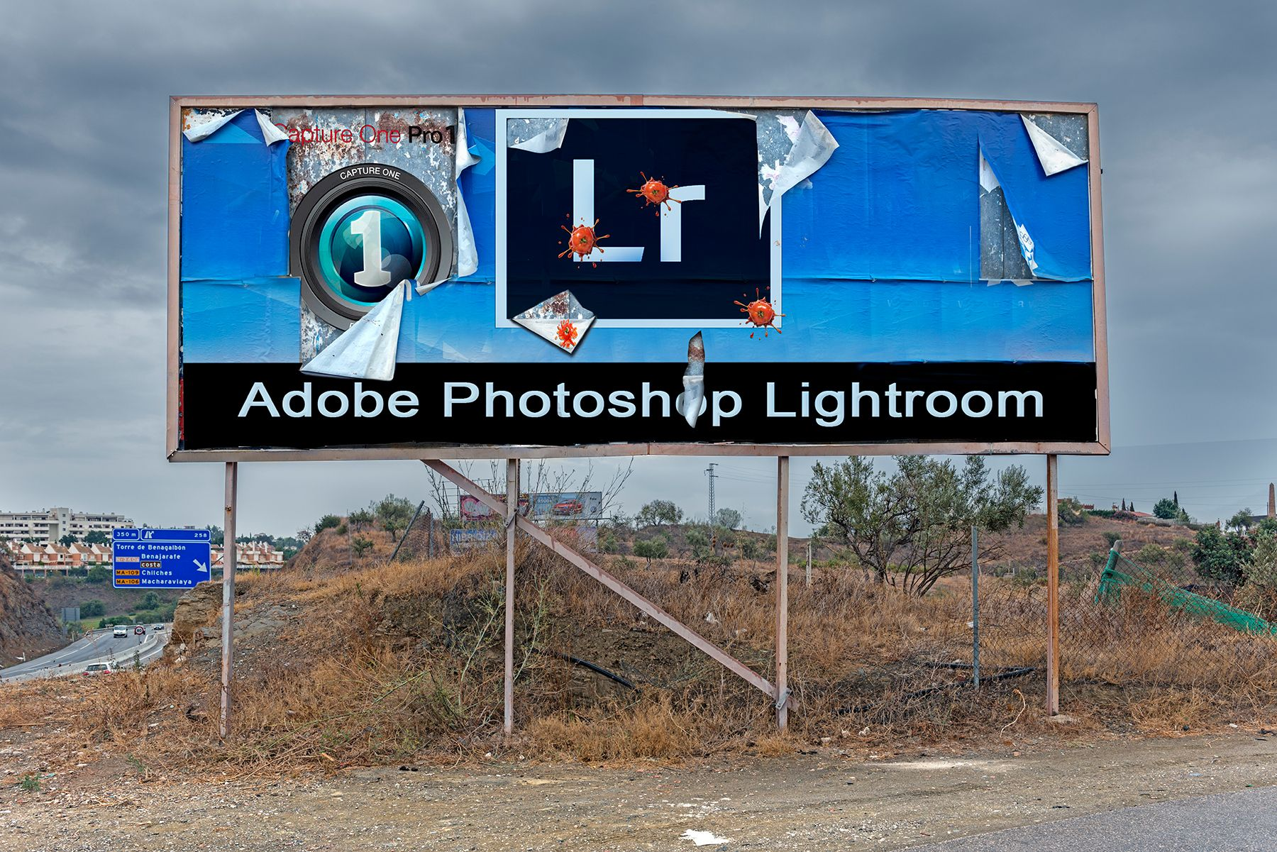 Lightroom no esta optimizado para mac y debe de actualizarse