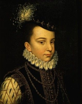 Francis, Duke of Anjou (1555-1584) Son of Henry II of France and Catherine de Medici