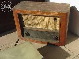Znalezione obrazy dla zapytania stare telewizory