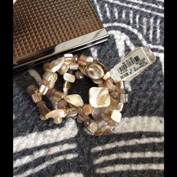 NWT bracelets As above Macy's Jewelry Bracelets