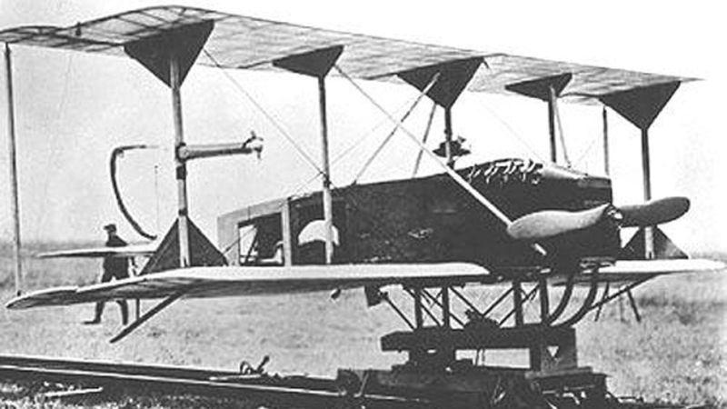 US experimental flying bomb