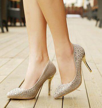 Jual Sepatu High Heels Dari Korea Sepatu Sepatu Tumit Tinggi