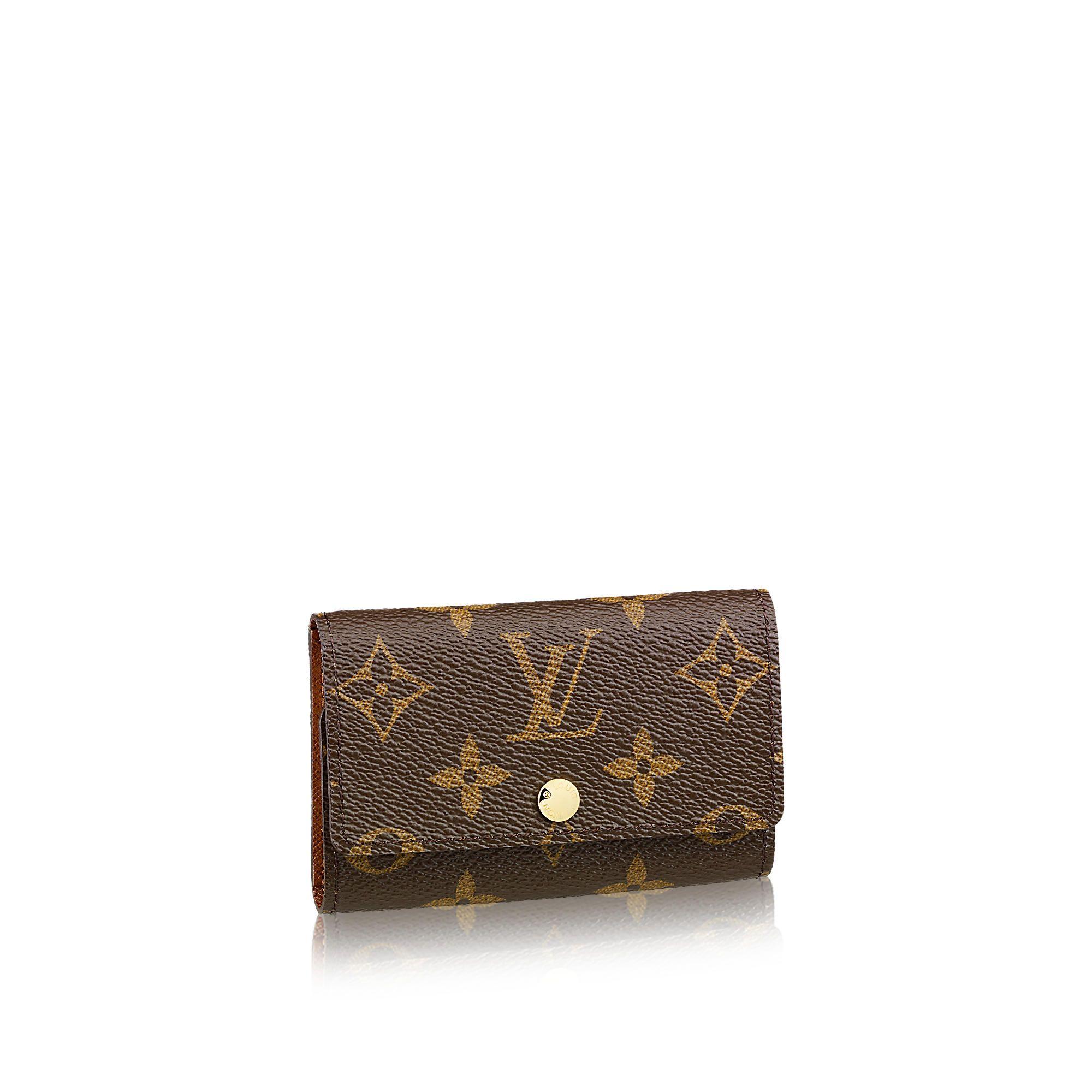 c5f4b7a7a1ca6 Entdecken+Sie+Etui+Für+6+Schlüssel+via+Louis+Vuitton+