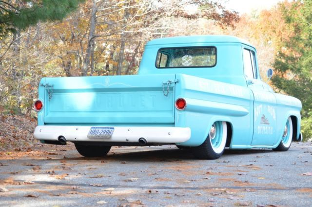 1959 Chevy Shop Truck Hot Rod Rat Rod For Sale In Pittsburgh